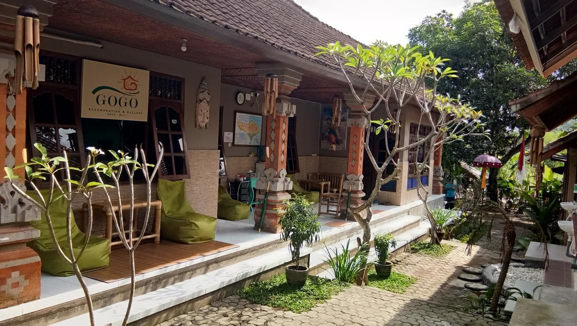 GOGO Backpackers House best hostels in Ubud