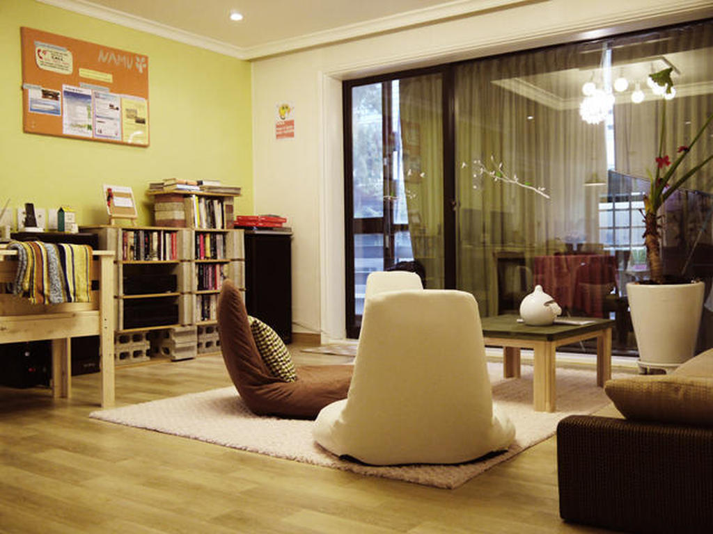 NAMU Guesthouse best hostels in Seoul