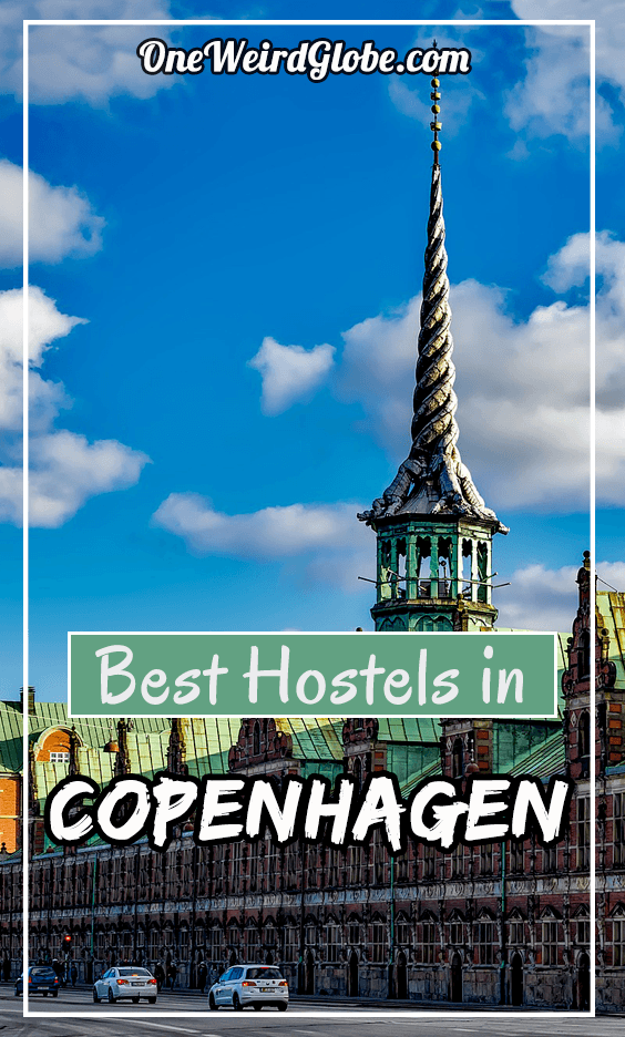 Best Hostels in Copenhagen