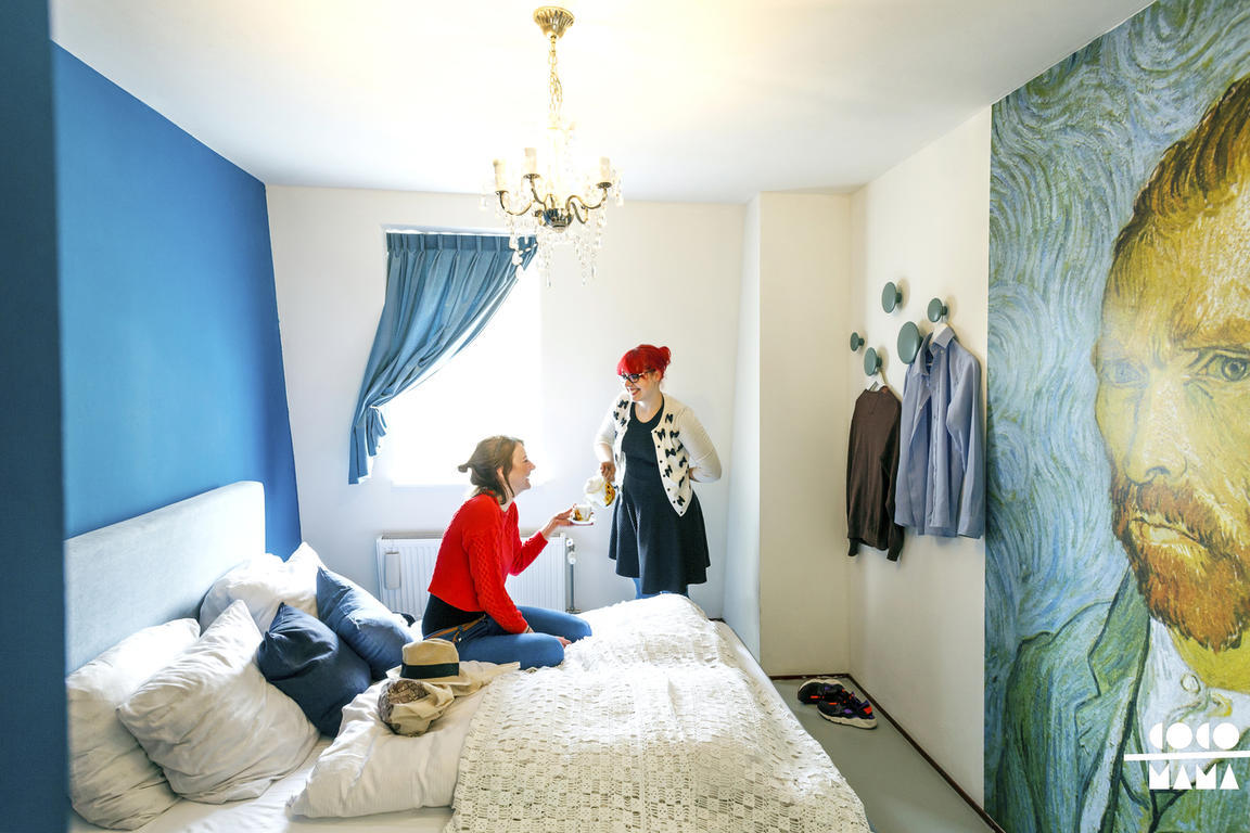 Cocomama best hostels in Amsterdam