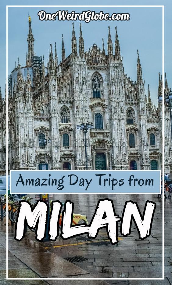 Day Trips in Milan