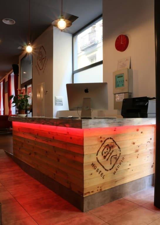 Party like a spaniard at the Ok Hostel Madrid