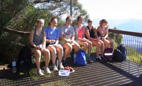 Mount Warning Hike