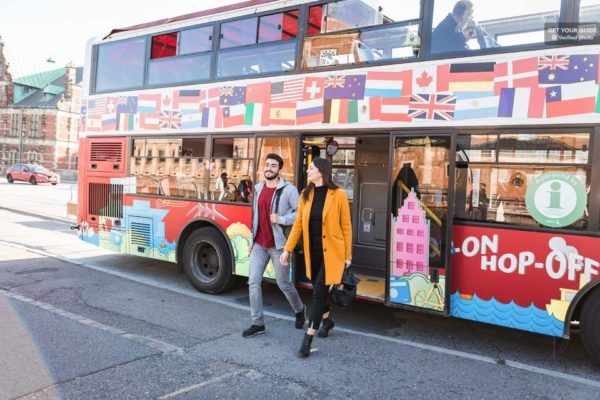 Self-Guided Bus Tour