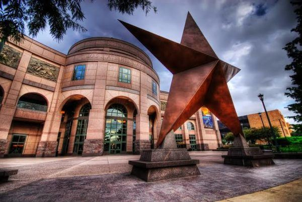 Educate yourself at the Bullock Texas State History Museum