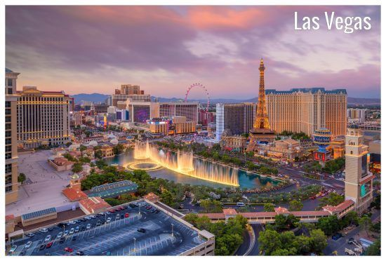 Las-Vegas-weather-in-March